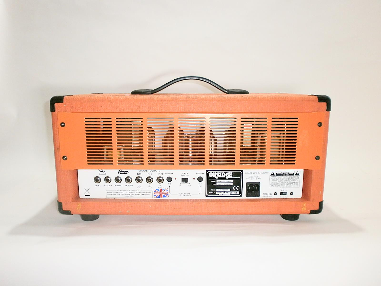 ORANGE ROCKERVERB 50 MKI
